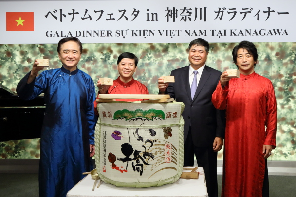 Vietnamese culture spotlighted in  Kanagawa Prefecture