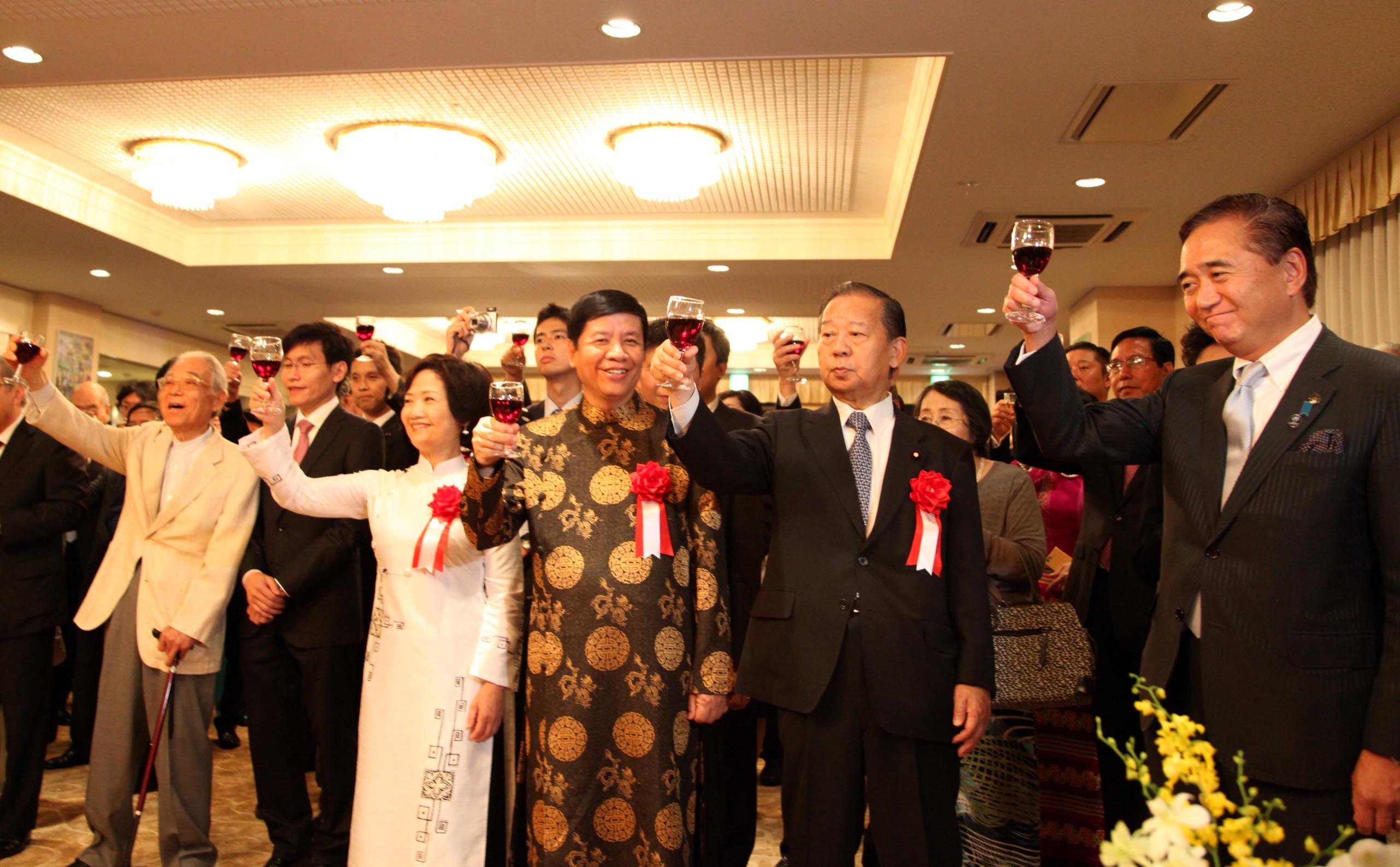 駐日ベトナム大使館は、9月2日独立記念日を盛大に開催