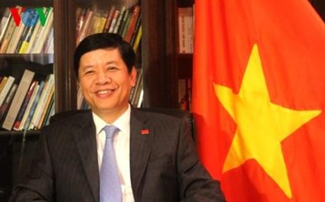 Đại sứ Nguyễn Quốc Cường nói về chuyến thăm Nhật Bản của Tổng Bí thư Nguyễn Phú Trọng