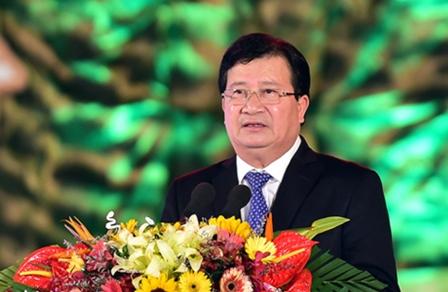 Phó Thủ tướng Trịnh Đình Dũng tham dự Hội nghị Quốc tế về tương lai Châu Á