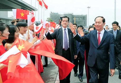 Strengthening Vietnam-Japan extensive strategic partnership