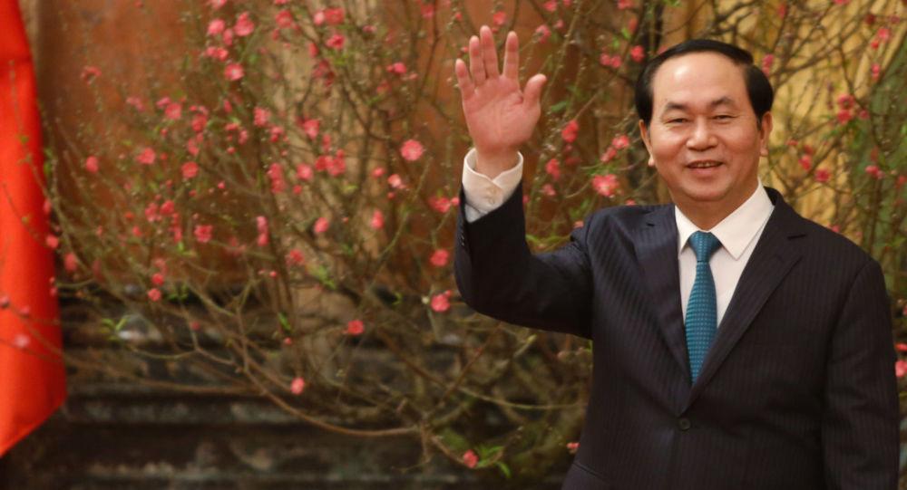 Chủ tịch nước Trần Đại Quang sẽ thăm Nhật Bản vào các ngày từ 29/5 tới 2/6