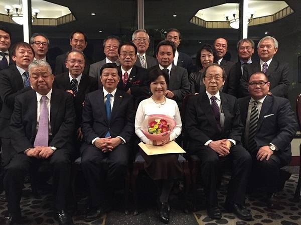Tỉnh Yamaguchi và tỉnh Hiroshima mong muốn tăng cường hợp tác với Việt Nam