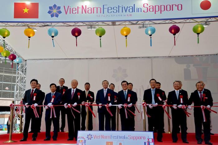 Lễ hội Việt Nam tại Sapporo năm 2019 lần thứ nhất