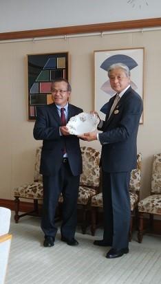 Đại sứ Vũ Hồng Nam thăm chính thức tỉnh Tochigi ngày 26/11/2020