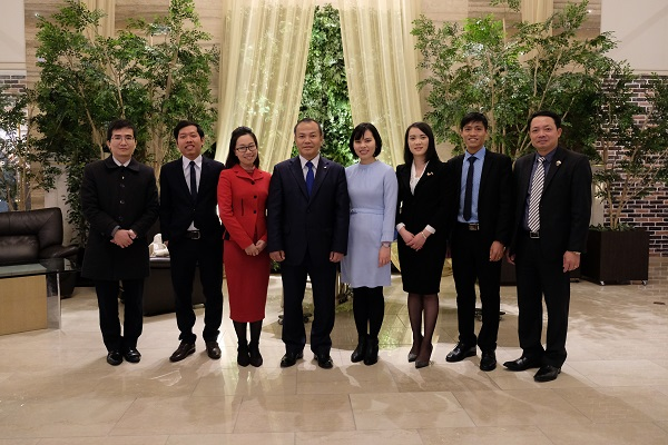ヴー・ホン・ナム大使:九州地域を訪問