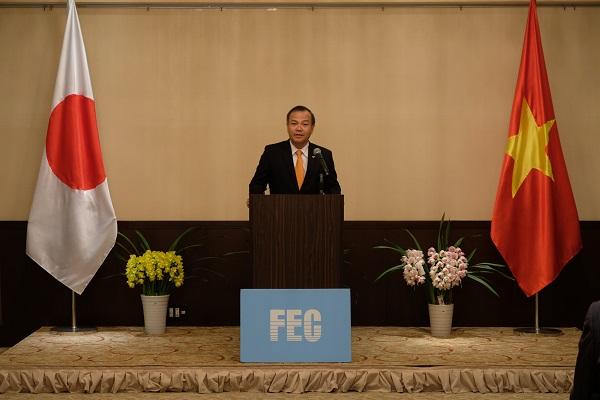 ナム大使:ベトナム情勢及び越日関係について講演