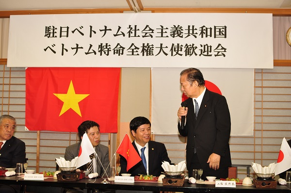 Wakayama Prefecture wants to boost tourism cooperation with Vietnam