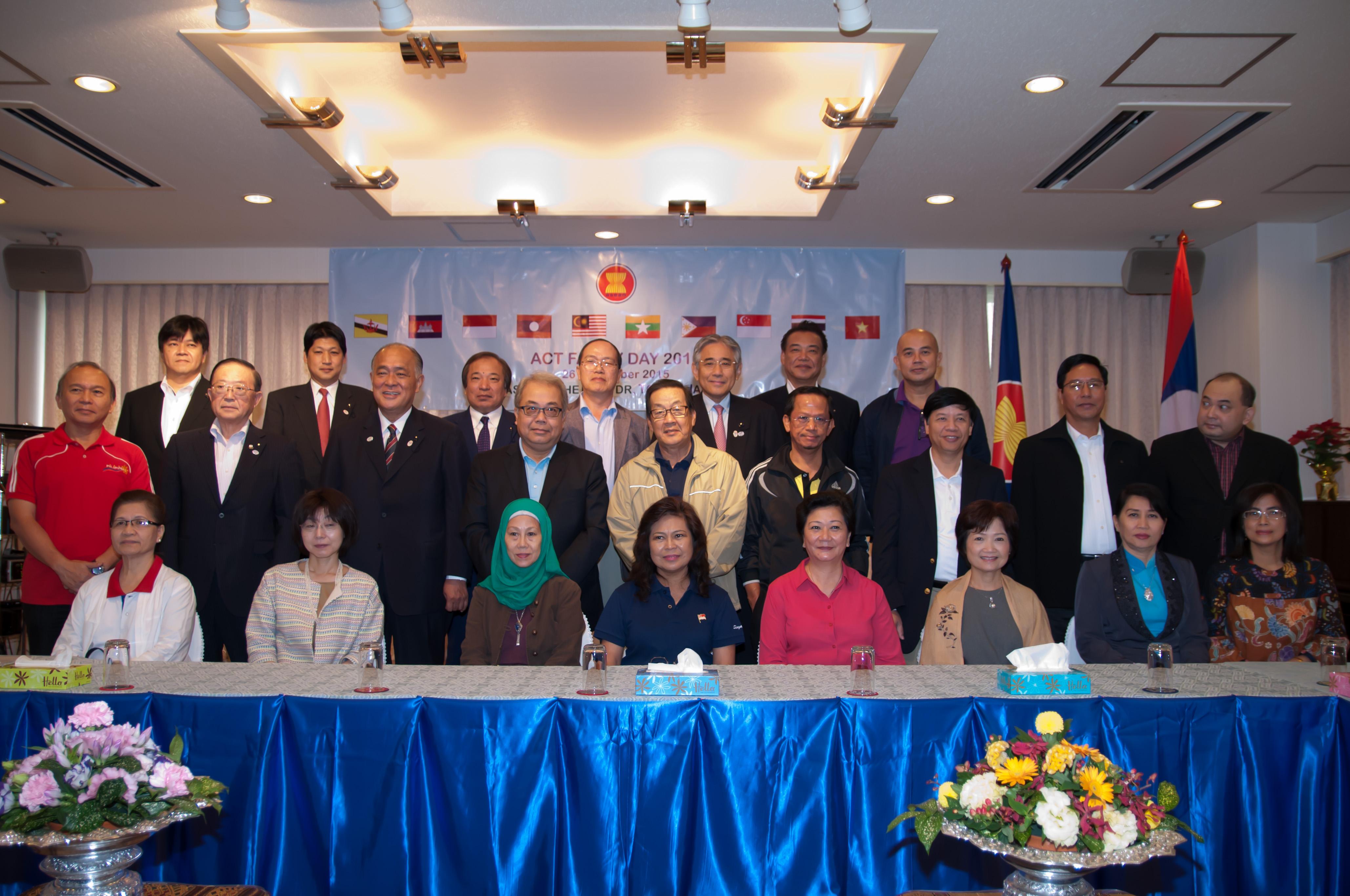 ASEAN Family Day 2015 in Tokyo