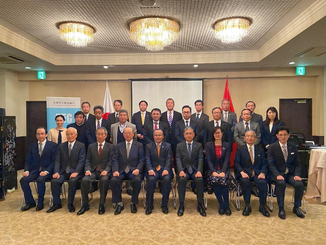 駐日ベトナム大使館主催「越日人材協力・投資促進に関するビジネスフォーラム」