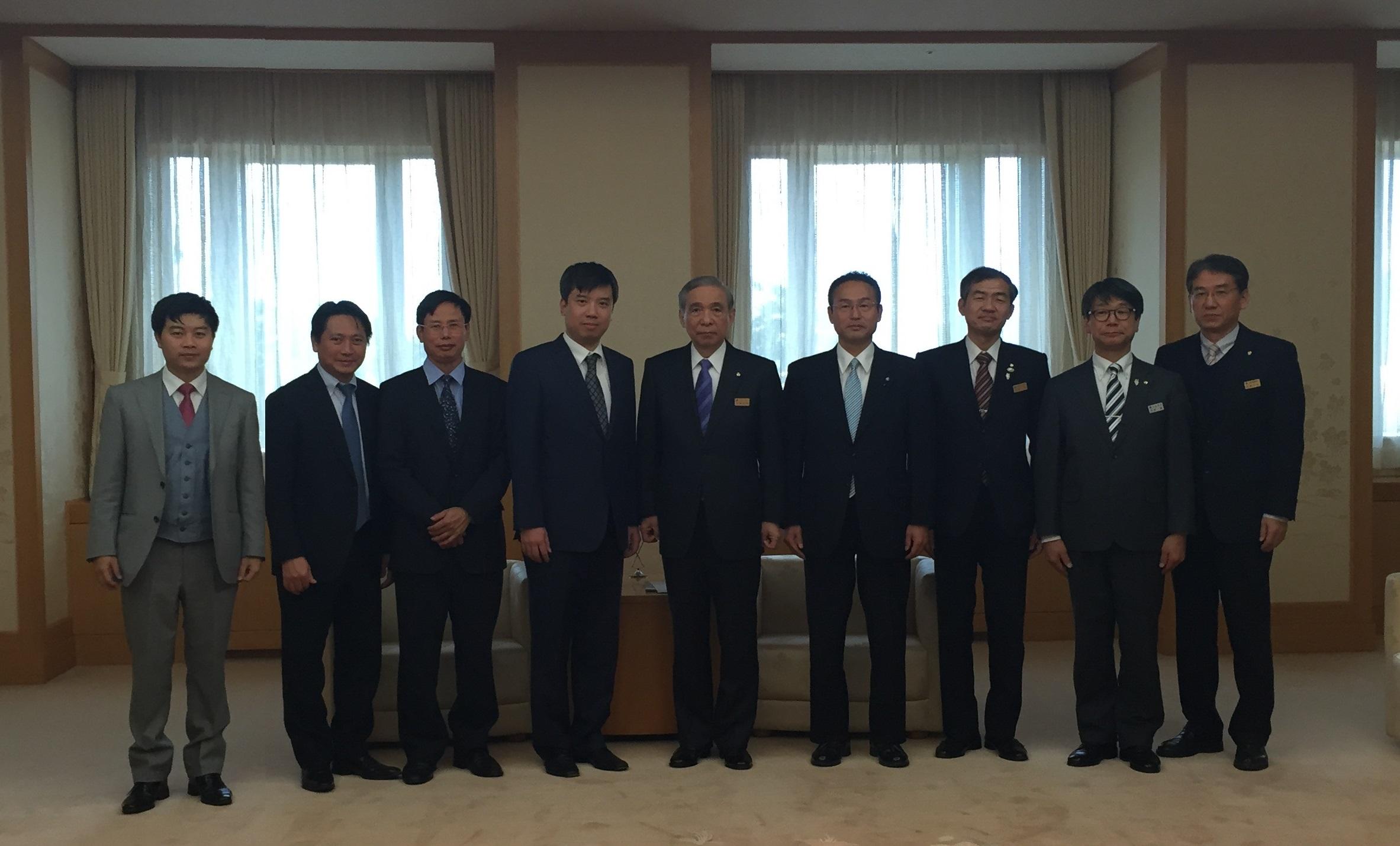 Thúc đẩy hợp tác kinh tế giữa tỉnh Gunma và Việt Nam