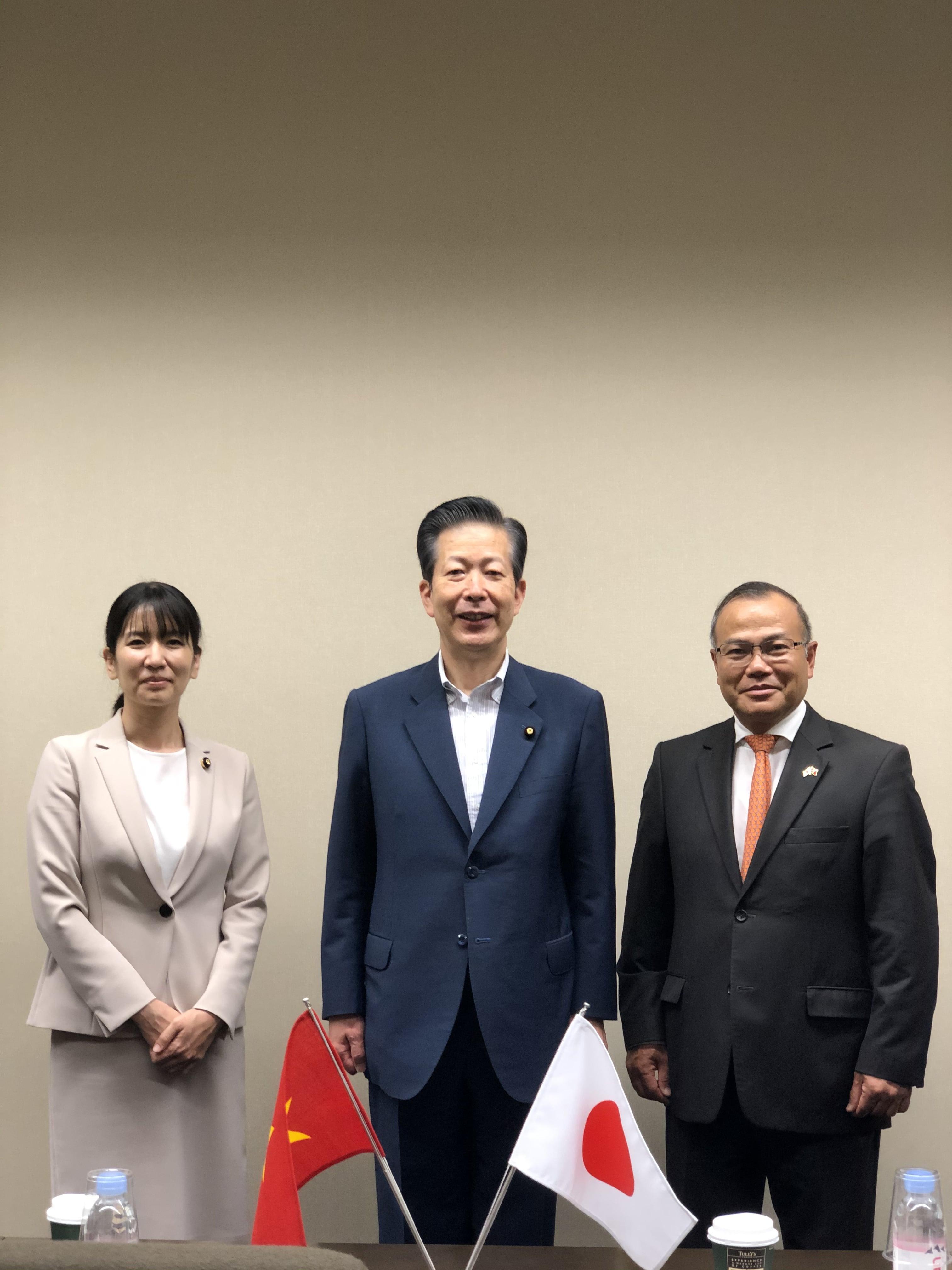 Tăng cường hợp tác giữa Đảng Cộng sản Việt Nam và các Chính Đảng của Nhật Bản