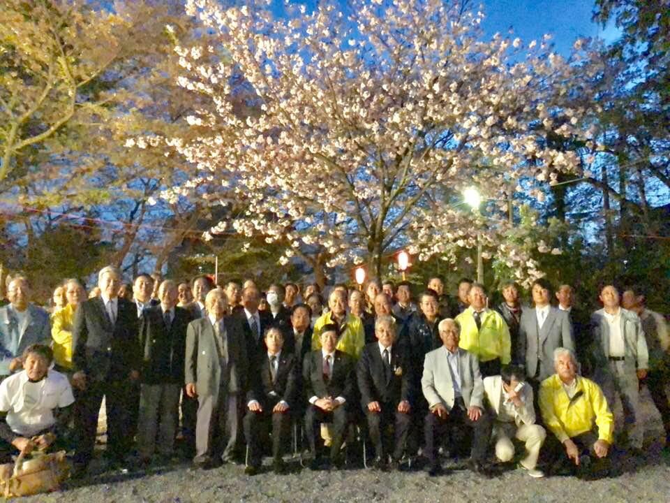 ĐẠI SỨ NGUYỄN QUỐC CƯỜNG THĂM LÀM VIỆC VỚI FUJI YOSHIHARA LIONS CLUB TỈNH SHIZUOKA