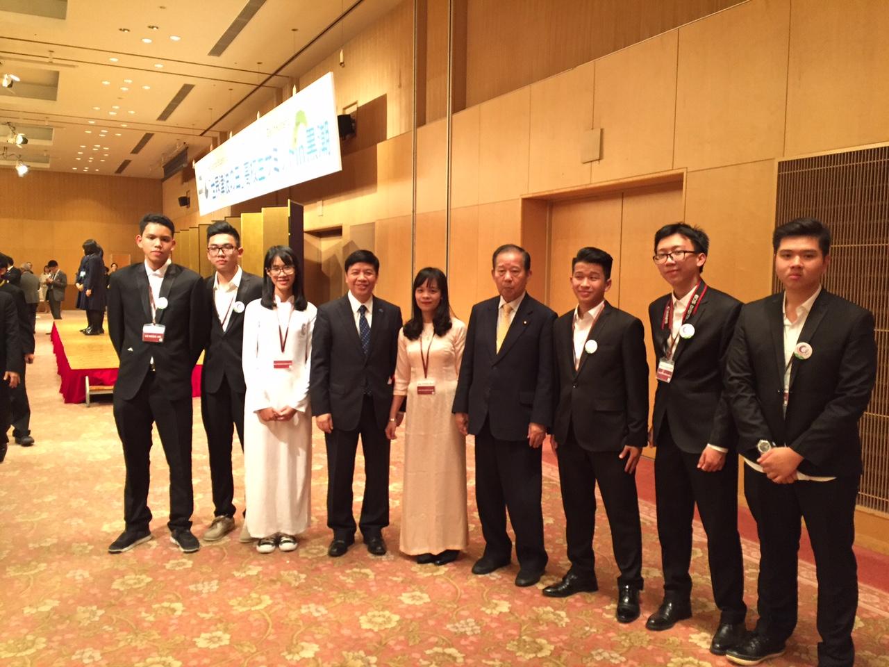愛媛県、高知県からベトナムとの協力促進へ期待