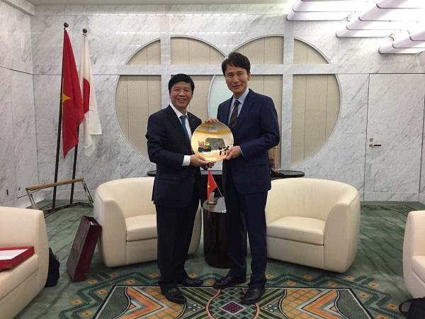 熊本県・鹿児島県:ベトナムとの協力促進へ