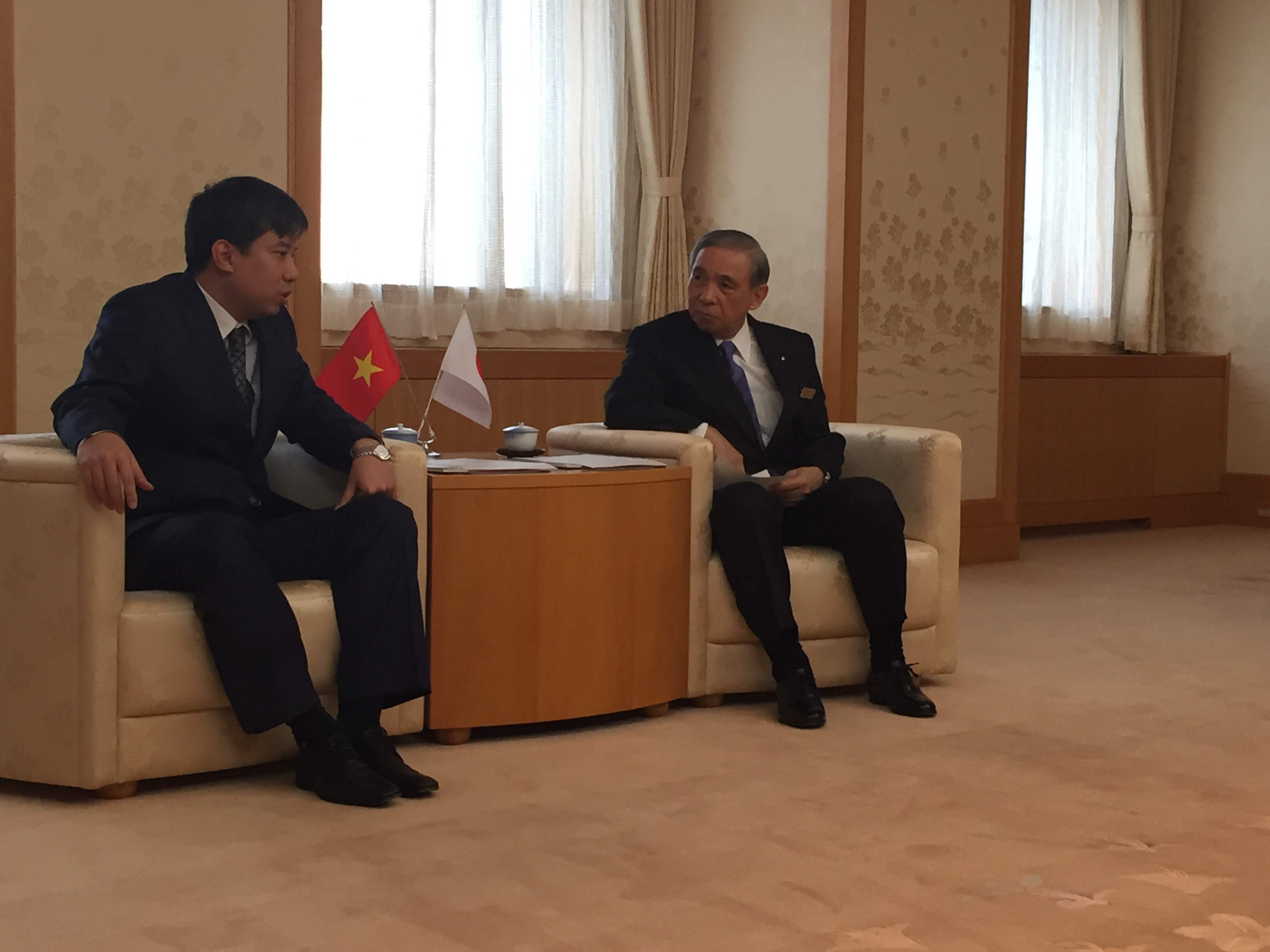 Viet Nam, Japan locality promote cooperation