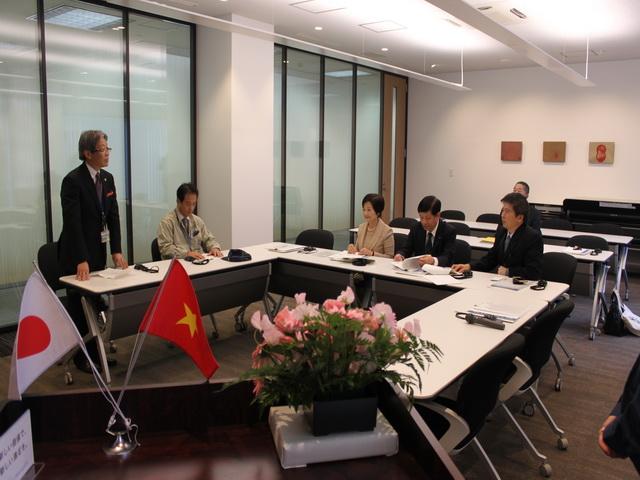 群馬県:引き続きベトナムを優先協力パートナー