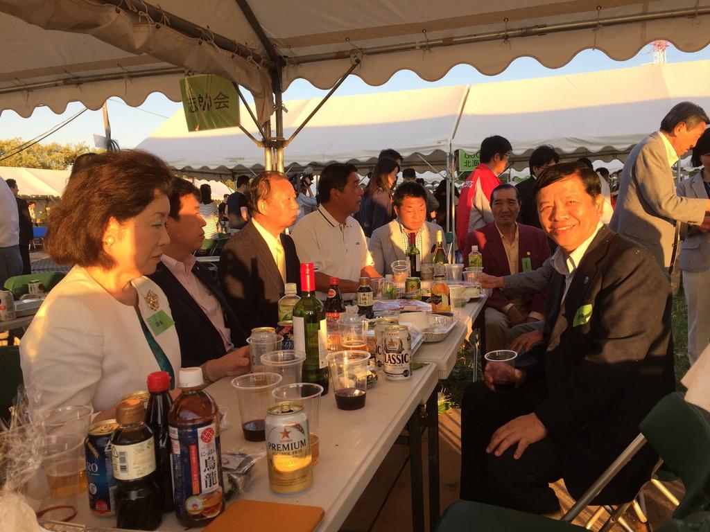 Đại sứ Nguyễn Quốc Cường thuyết trình về quan hệ Việt-Nhật