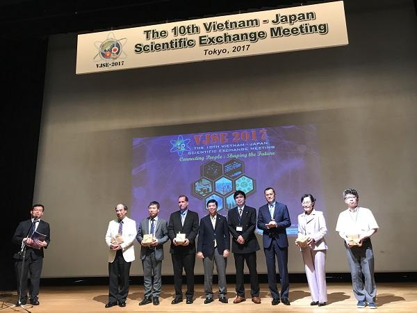 Hội nghị giao lưu khoa học Việt Nam - Nhật Bản lần thứ 10 (VJSE 2017)
