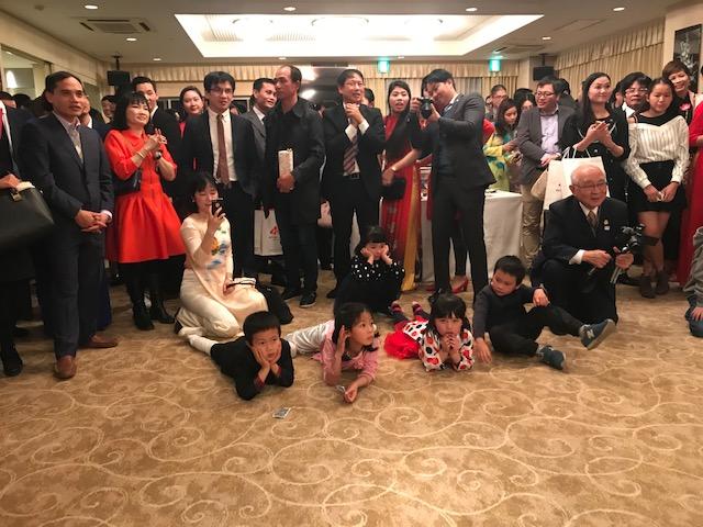 2019年-己亥の年テト祝賀パーテイ