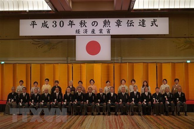 Outstanding overseas Vietnamese in Japan honoured