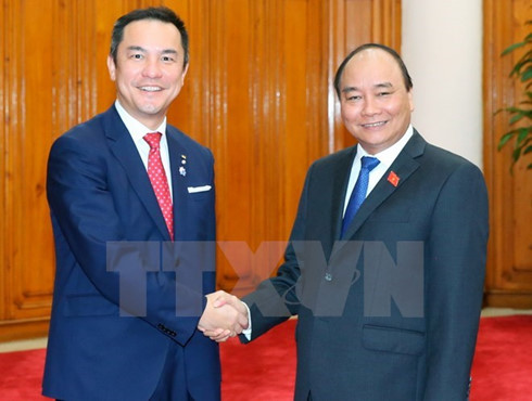 PM calls for Japanese prefecture's more investment in Vietnam