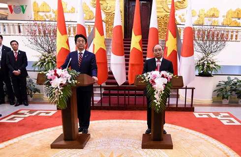 Vietnam, Japan consent to propel ties forward