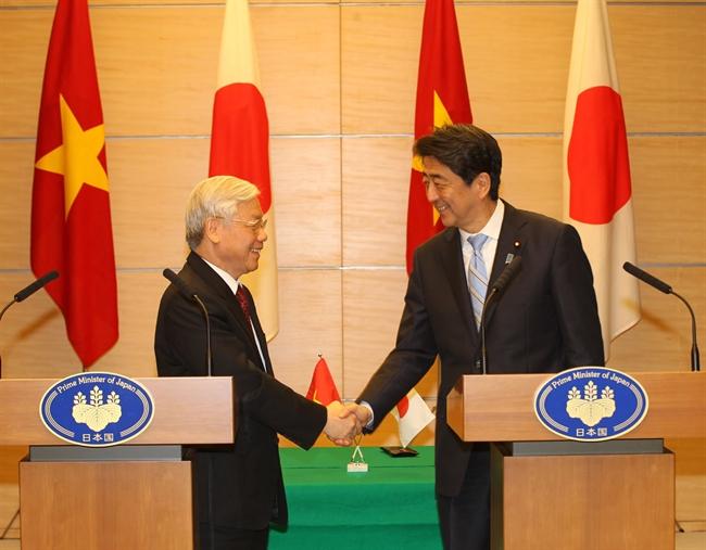 Image: A new vision for Vietnam-Japan relationships