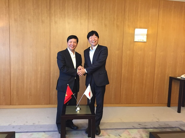 Đại sứ Nguyễn Quốc Cường thăm 3 tỉnh Okayama, Tottori và Shimane