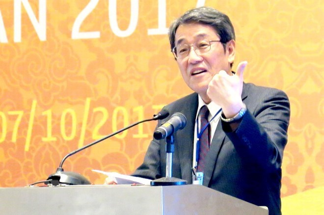 Japan provides grants to local development projects in Vietnam