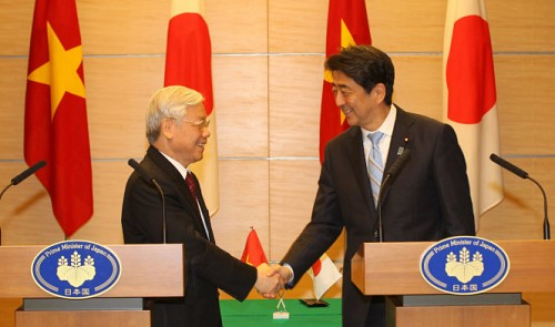 Video: Joint Vision Statement on Vietnam Japan Relations