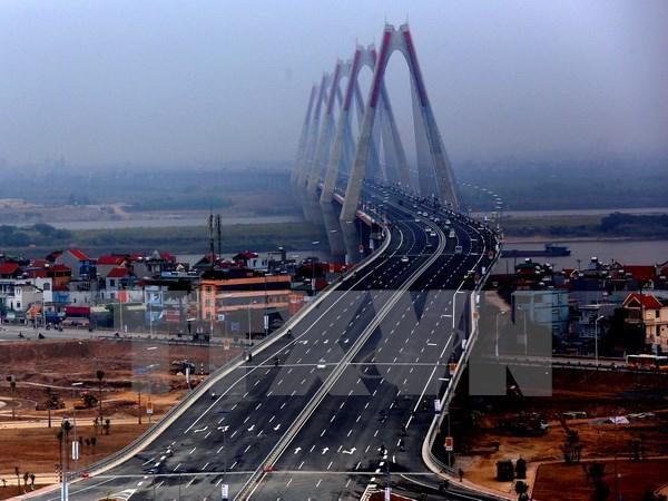 Nhật Bản ưu tiên hợp tác phát triển cơ sở hạ tầng chất lượng cao với Việt Nam