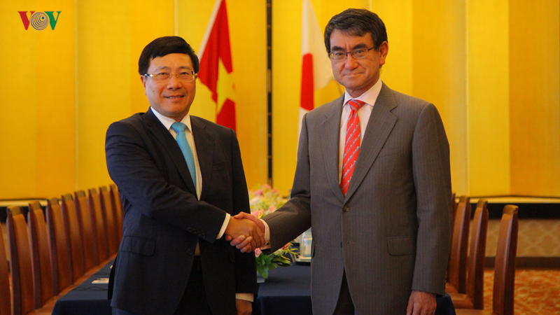 Phiên họp Ủy ban Hợp tác Việt Nam - Nhật Bản lần thứ 11