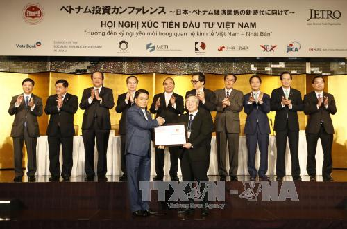 Việt Nam - Nhật Bản ký kết nhiều hợp đồng đầu tư trị giá 22 tỷ USD