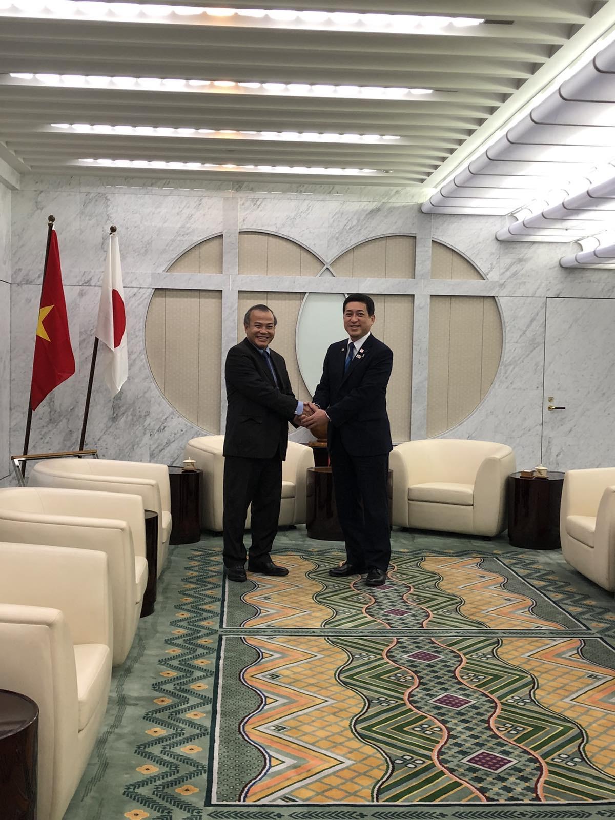 Đại sứ Vũ Hồng Nam thăm chính thức tỉnh Kagoshima từ 12-13/11/2020