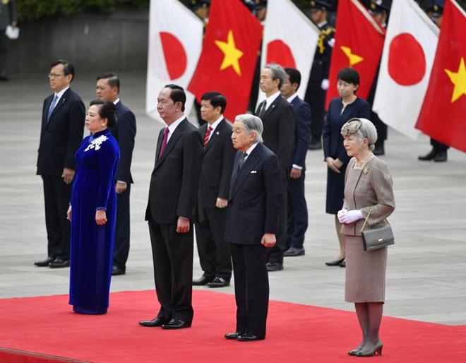 Dấu ấn đặc biệt trong chuyến thăm Nhật Bản của Chủ tịch nước