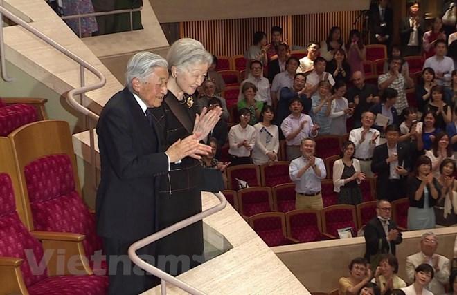 日本とベトナムの外交関係樹立45周年を記念する活動の一環として、ベトナム国立交響楽団の日本公演が行われた