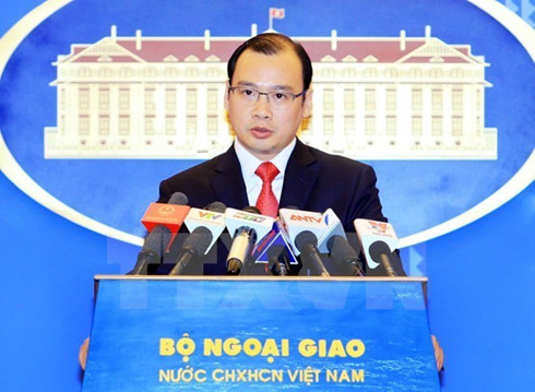 Vietnam welcomes PCA's ruling issuance: spokesman
