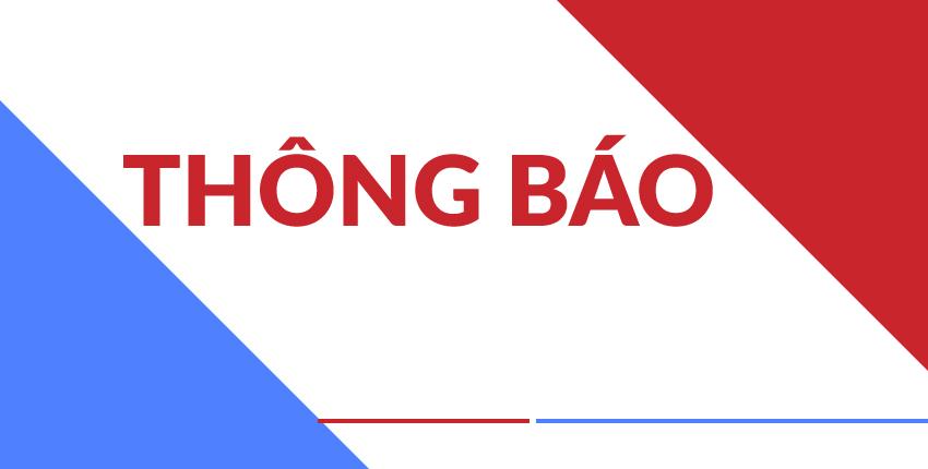 THÔNG BÁO DỰ KIẾN CÁC CHUYẾN BAY THÁNG 04/2021