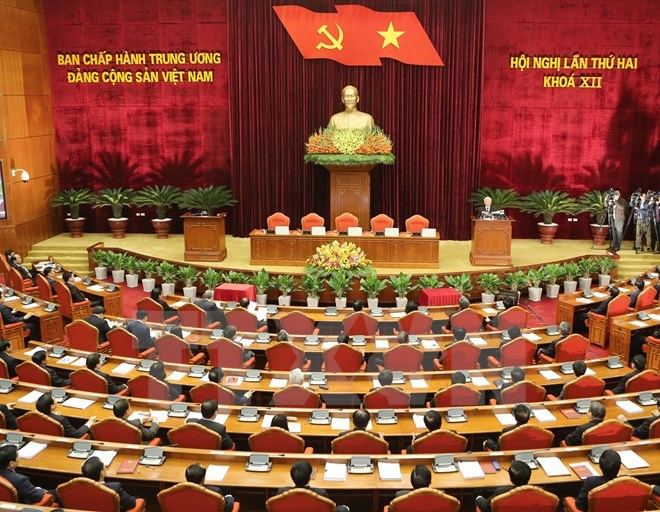 12th Party Central Committee's second session makes crucial decisions