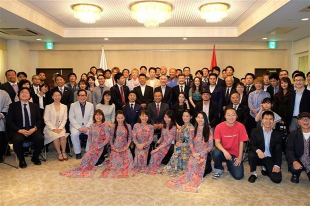 Lễ hội Việt Nam 2019 - lễ hội gắn kết tình hữu nghị Việt-Nhật