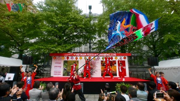 Lễ hội Việt Nam tại Kanagawa