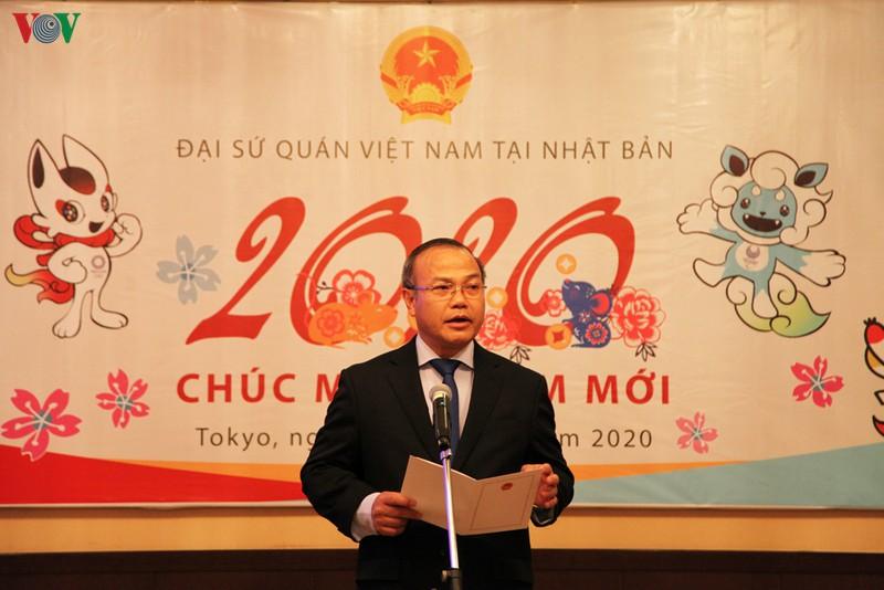 Người Việt Nam tại Nhật Bản sum họp trong Tết cộng đồng