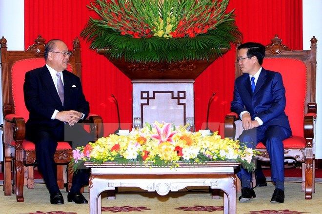 Japanese special advisor pledges contributions to ties with Viet Nam